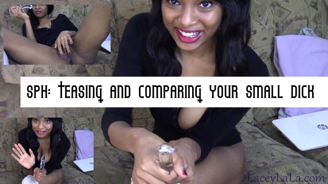 SPH Tease and Comparison JOI video from Lacey Lala