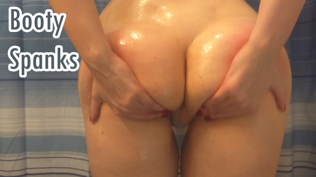4k Booty Spanking, Spreading, & Oil Rub video by LadyDeathclaw