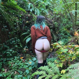 Forest Nudes photo gallery by LilKittenLuna