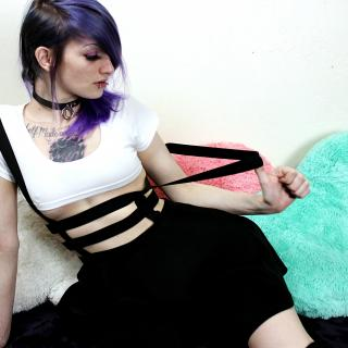 SK8 Slut Strips 4 You photo gallery by LilMeep