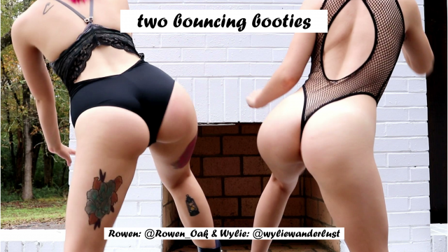 two bouncing booties video from Wylie Wanderlust