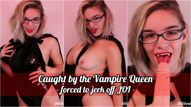Vampire Queen Edges U - JOI