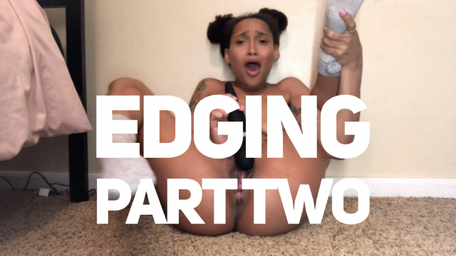 Edging Part Two video from Liv Pope