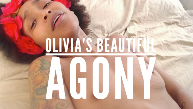 Olivia's Beautiful Agony video from Liv Pope