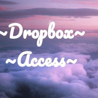 Dropbox Access photo gallery by LunaDarling