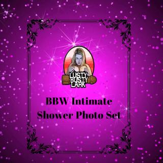 BBW Intimate Shower Photo Set photo gallery by Lustybustylark