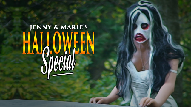 Jenny and Marie's Halloween Special video from Marie Madison