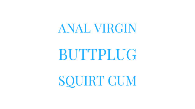 Anal Virgin Can't Fit Buttplug In video from Mary Moody