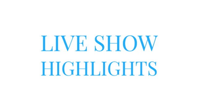 Live Show Highlights August 11 video from Mary Moody