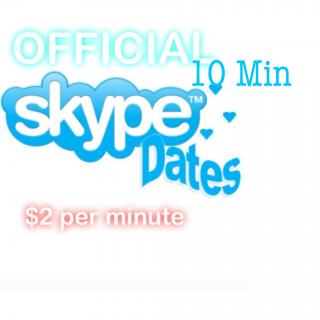 10 minutes OffIcial Skype Date photo gallery by Melani Cream