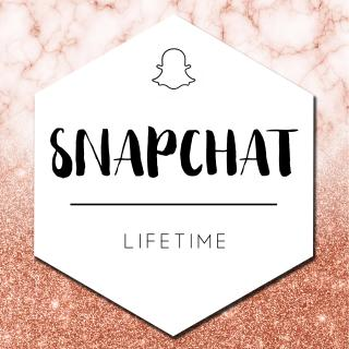 Snapchat- Lifetime photo gallery by Mila Winter