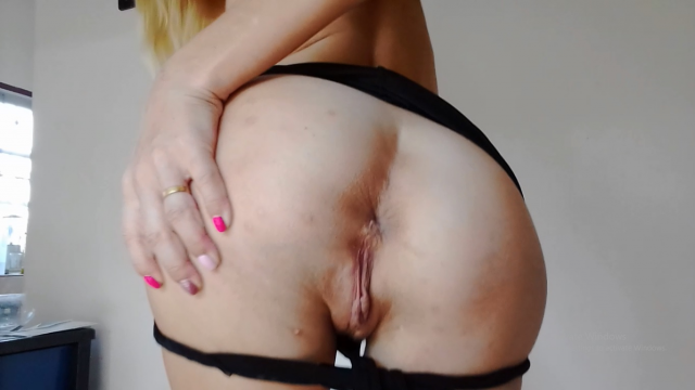 JOI To My Perfect Ass video from MissAnja