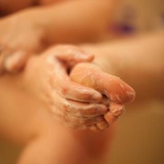 Soapy Feet photo gallery by MissFreudianSlit