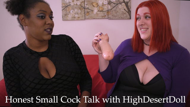 Honest Small Cock Talk 1 video by MissFreudianSlit