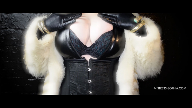 Weak For Tits And Fur video from Mistress Sophia