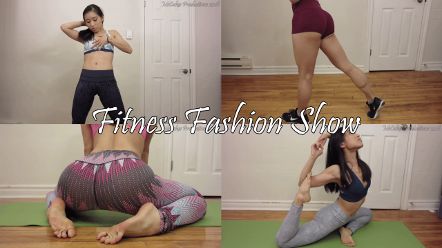 Flexy Fitness Fashion Show video from MsCakes