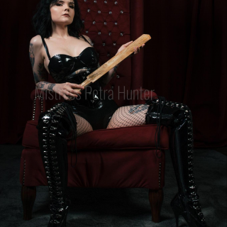 Mistress Petra Hunter profile photo