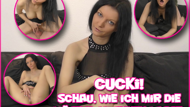 Cucki! Watch how I get my Pussy filled up! video by Laila-Banx