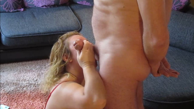 blowjob with facial video from Nikki Holland