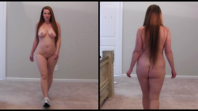 5 Minutes of Me Walking Naked video from Nikki Nevada