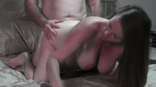 Cum On The Pregnant MILF's Ass 2 video from Nikki Nevada