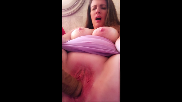 Mommy's Screaming Anal Orgasm video by Nikki Nevada