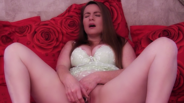 Solo Masturbation With Sexy Milf Nikki video from Nikki Nevada