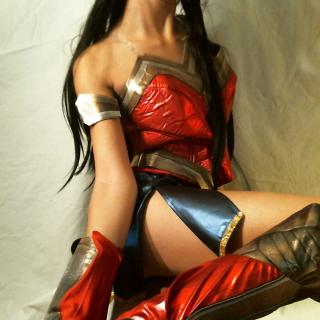 Wonder Woman Non Nude Test Shots photo gallery by Nofacechan