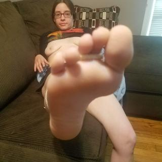 Foot Pics For You, You Dirty Foot Slut! ;) photo gallery by OwnedFotze