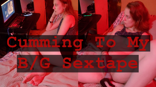 Cumming To My B/G Sextape video from PleasantAme