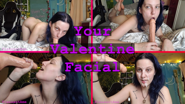 Your Valentine Facial video from PleasantAme