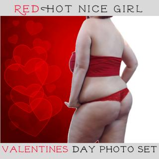 RedHot Nice Girl Valentines Day photo gallery by RedHot Panties