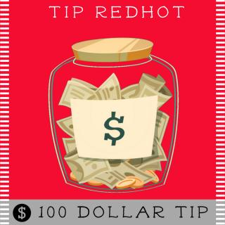 RedHot Tips $100 photo gallery by RedHot Panties