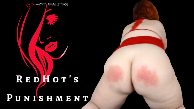 REDHOT'S PUNISHMENT video by RedHot Panties