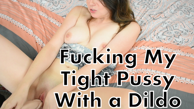 Fucking My Tight Pussy video from Sadieheartsliam