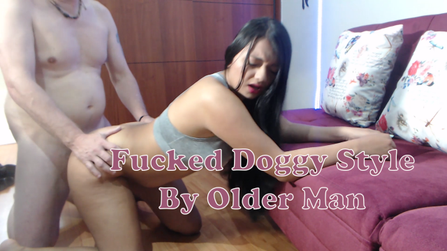 Older Man Uses Me - But I Wanted Him Too video from Sofia Gomez