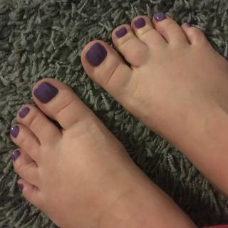 Lavender nails photo gallery by Harmony White