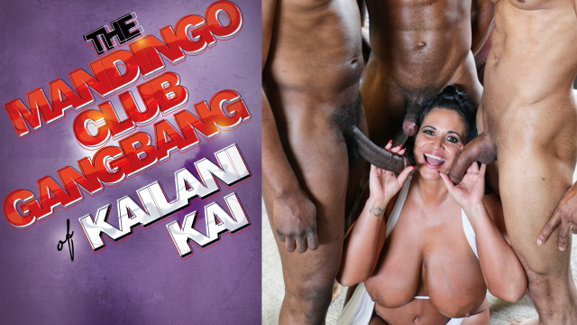 Nude photos mandingo gangbang dp porn vid