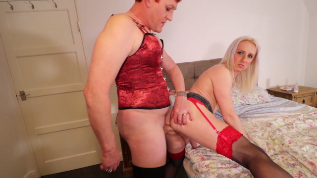 Appetite for dick- Featuring the race to cum! video by Katie Fox