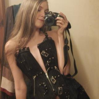 Black Corset photo gallery by Wolfie-Girl