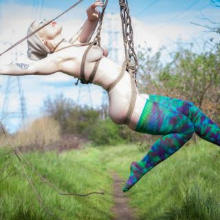 Baby's First Suspension photo gallery by Rae OSunshine